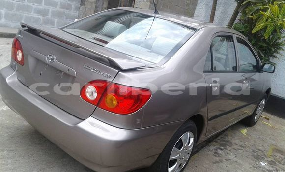 Buy Used Toyota Corolla Other Car in Monrovia in Montserrado County