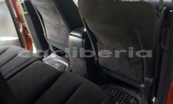 Buy Used Nissan Murano Red Car in Bensonville in Montserrado County