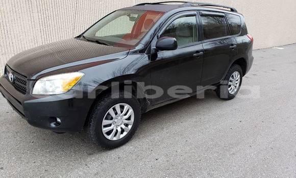Buy Used Toyota RAV4 Black Car in Monrovia in Montserrado County