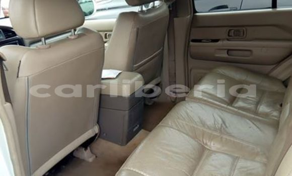 Buy Used Nissan Pathfinder White Car in Monrovia in Montserrado County