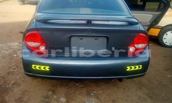 Buy Used Nissan Almera Black Car in Monrovia in Montserrado County