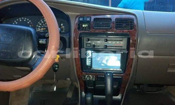Buy Used Toyota 4Runner White Car in Monrovia in Montserrado County