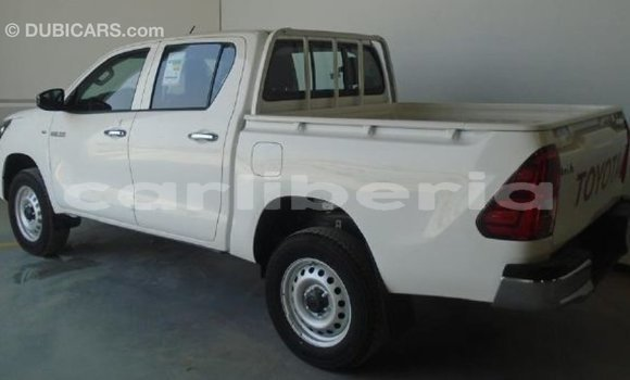 Buy Import Toyota Hilux White Car in Import - Dubai in Bomi County