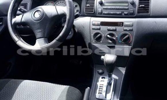 Buy Used Toyota Corolla Blue Car in Monrovia in Montserrado County