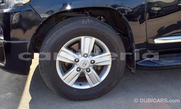 Buy Import Toyota Land Cruiser Black Car in Import - Dubai in Bomi County