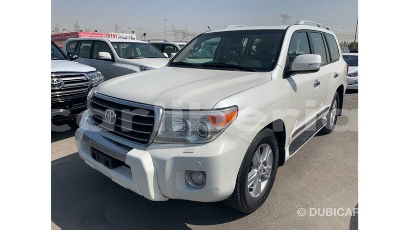 Big with watermark toyota land cruiser bomi county import dubai 2354