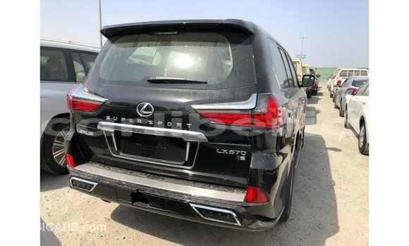 Buy Import Lexus LX Black Car in Import - Dubai in Bomi County