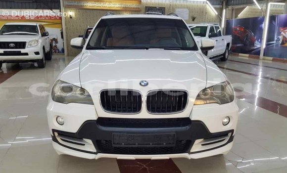 Buy Import BMW X5 White Car in Import - Dubai in Bomi County