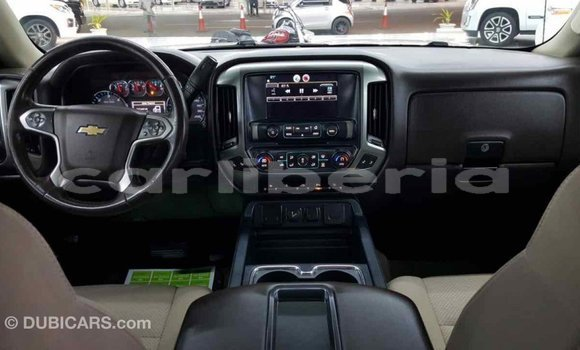 Buy Import Chevrolet Silverado White Car in Import - Dubai in Bomi County