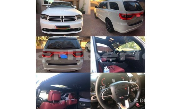 Buy Import Dodge Durango White Car in Import - Dubai in Bomi County