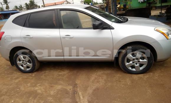 Buy Used Nissan Murano Silver Car in Monrovia in Montserrado County