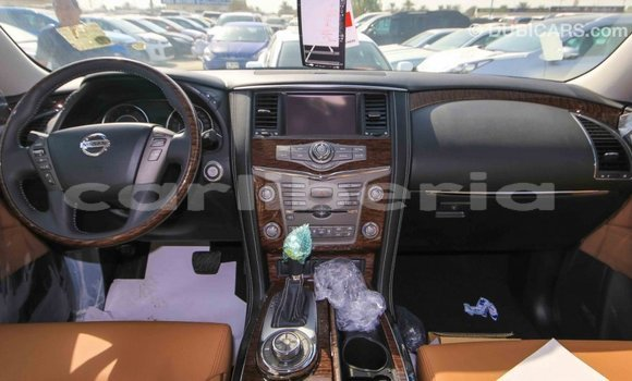 Buy Import Nissan Patrol White Car in Import - Dubai in Bomi County