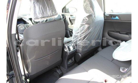 Buy Import Kia Sportage Black Car in Import - Dubai in Bomi County