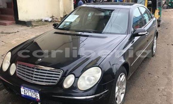 Buy Used Mercedes‒Benz E-Class Black Car in Monrovia in Montserrado County