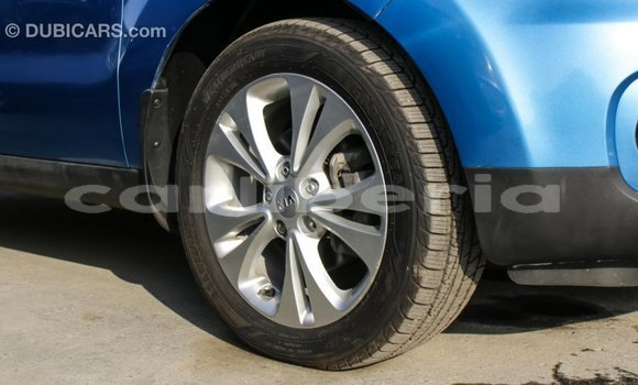 Buy Import Kia Soul Blue Car in Import - Dubai in Bomi County