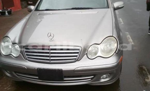 Buy Used Mercedes‒Benz C-Class Silver Car in Monrovia in Montserrado County