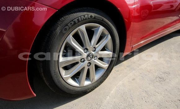 Buy Import Hyundai Elantra Red Car in Import - Dubai in Bomi County