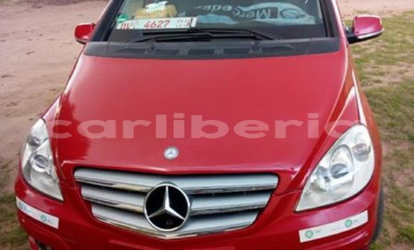 Buy Used Mercedes‒Benz A-Class Red Car in Monrovia in Montserrado County
