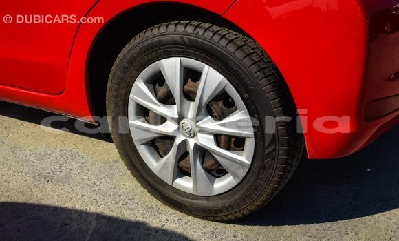 Buy Import Toyota Yaris Red Car in Import - Dubai in Bomi County