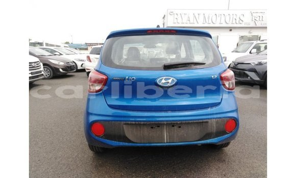 Buy Import Hyundai i10 Blue Car in Import - Dubai in Bomi County