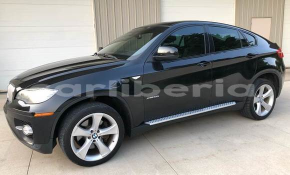 Buy Used BMW X6 Black Car in Monrovia in Montserrado County