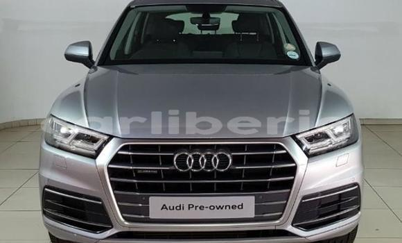Buy Used Audi Q5 Silver Car in Kakata in Margibi County