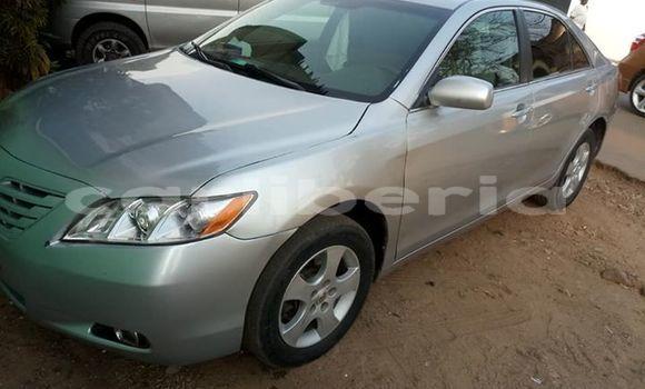 Buy Used Toyota Camry Silver Car in Monrovia in Montserrado County