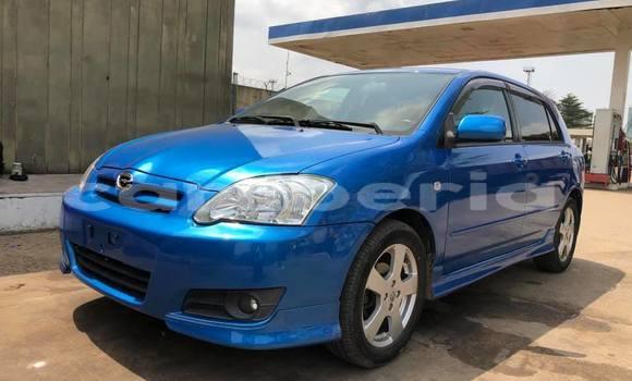 Buy Used Toyota Corolla White Car in Monrovia in Montserrado County