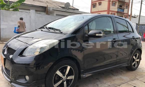 Buy Used Toyota Yaris Black Car in Monrovia in Montserrado County