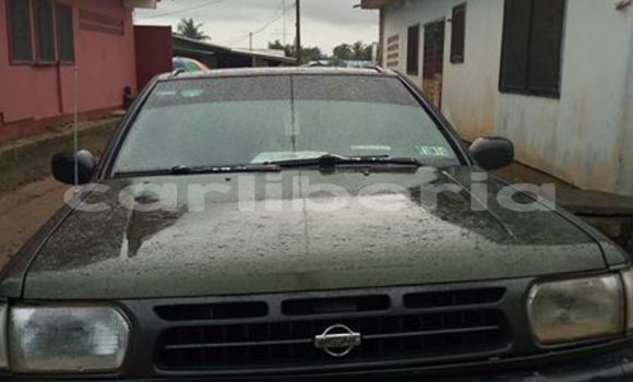 Buy Used Nissan Pathfinder Green Car in Monrovia in Montserrado County