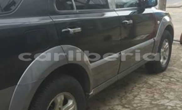 Buy Used Kia Sorento Black Car in Monrovia in Montserrado County