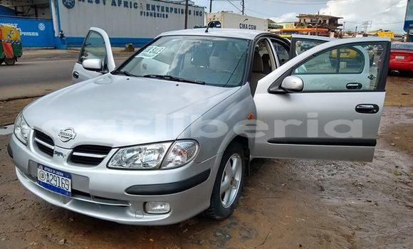 Buy Used Nissan Almera Silver Car in Monrovia in Montserrado County