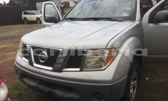 Buy Used Nissan Frontier Silver Car in Monrovia in Montserrado County