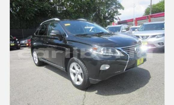 Buy New Lexus RX 350 Black Car in Cestos City in River Cess County
