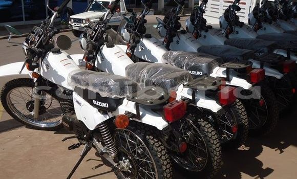Buy Used Suzuki B 120 White Bike in Monrovia in Montserrado County