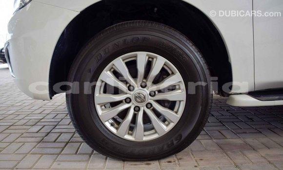 Buy Import Nissan Patrol White Car in Import - Dubai in Bomi County