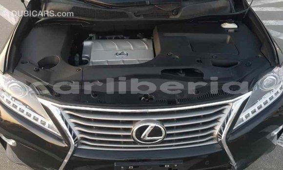 Buy Import Lexus RX 350 Black Car in Import - Dubai in Bomi County