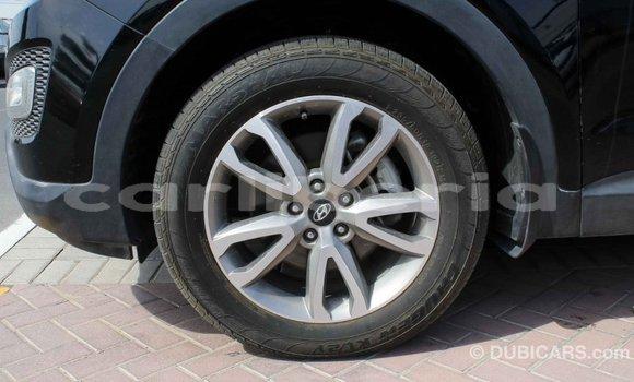 Buy Import Hyundai Santa Fe Black Car in Import - Dubai in Bomi County