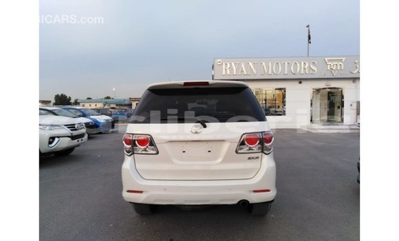 Buy Import Toyota Fortuner White Car in Import - Dubai in Bomi County