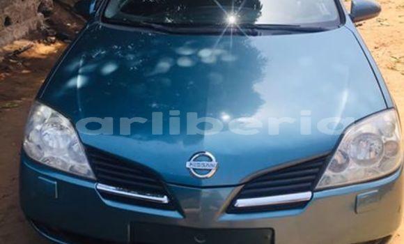 Buy Used Nissan Primera Blue Car in Monrovia in Montserrado County