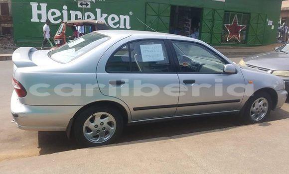 Buy Used Nissan Almera Silver Car in Monrovia in Montserrado County