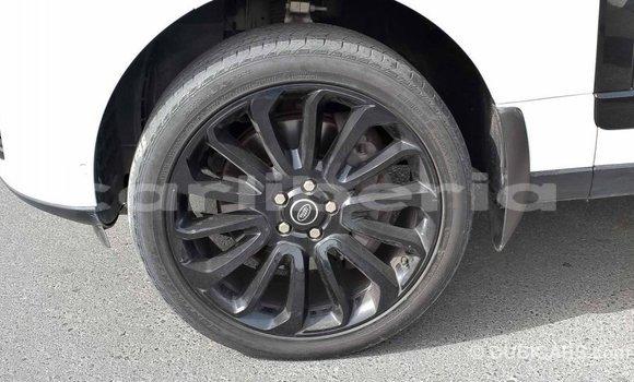 Buy Import Land Rover Range Rover White Car in Import - Dubai in Bomi County