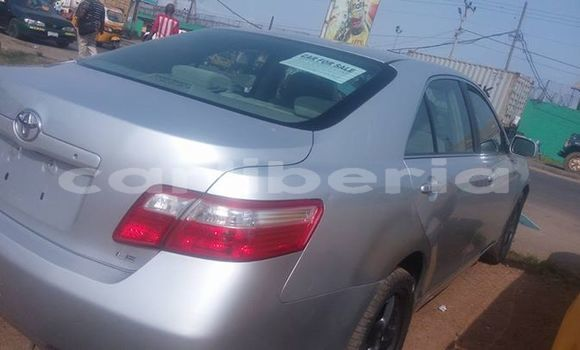 Buy Used Toyota Camry Silver Car in Monrovia in Montserrado County