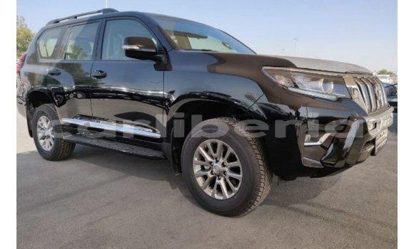 Buy Import Toyota Prado Black Car in Import - Dubai in Bomi County