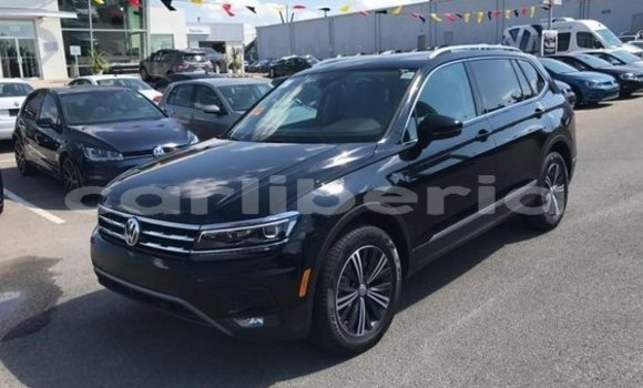 Buy Used Volkswagen Tiguan Black Car in Barclayville in Grand Kru County