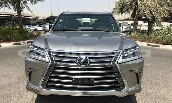 Buy Used Lexus LX 570 Silver Car in Barclayville in Grand Kru County