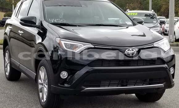 Buy Used Toyota RAV4 Black Car in Barclayville in Grand Kru County