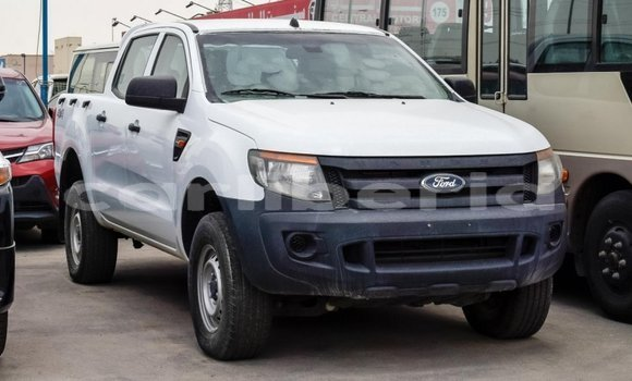 Buy Import Ford Ranger White Car in Import - Dubai in Bomi County