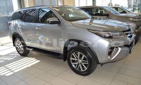 Buy Used Toyota Fortuner Silver Car in Monrovia in Montserrado County