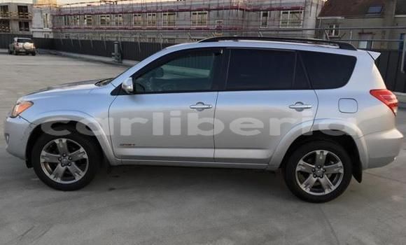 Buy Used Toyota RAV4 Silver Car in Monrovia in Montserrado County